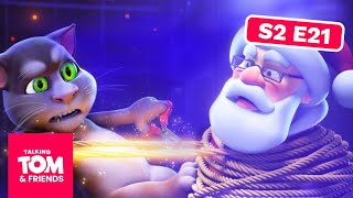 Download Talking Tom and Friends - Saving Santa | Season 2 Episode 21 Video