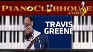 Download 🎹 MADE A WAY - Travis Greene (easy gospel piano lesson tutorial) Video