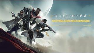 Download Destiny 2: Playstation Kostenloses Wochenende Trailer [DE] Video