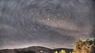 Download North Star Time Lapse - Perseid Meteor Shower 2016 Video