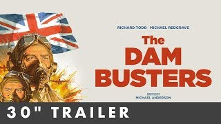 Download THE DAM BUSTERS - Newly restored in 4K - Back in cinemas for one day only Video