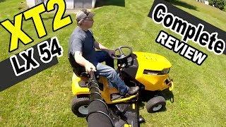 Download Cub Cadet XT2 Lawn tractor review - XT2 LX54 FAB Video