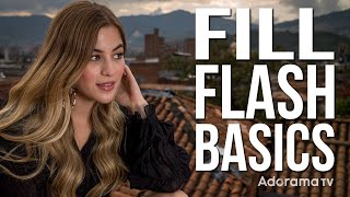 Download Fill Flash Basic: Exploring Photography with Mark Wallace Video