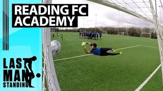 Download Shooting from the D: Reading FC Academy - Last Man Standing Video