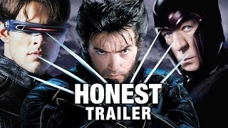 Download Honest Trailers - The X-Men Trilogy Video