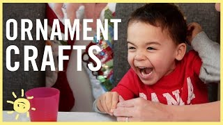 Download PLAY | 3 ORNAMENT CRAFTS for KIDS! Video