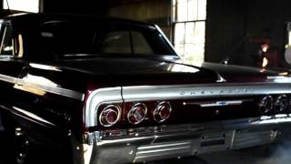Download 1964 Impala ss with 572 big block Video