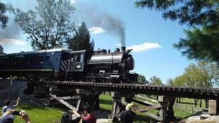 Download Mack The Tank Engine on Bluegrass RR Museum tracks, 9/10/17 Video