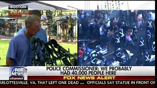 Download Boston Police Chief: Leftist Protesters Hurled BOTTLE FULL OF URINE at Police Video