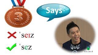 Download OUHK - 人如其說:正確的英語發音和流利的英語(第三部分) Video