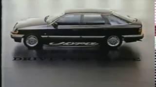 Download The Ford Scorpio Luxury Car Vintage British TV AD Video