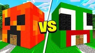 Download MINECRAFT PRESTONPLAYZ HOUSE vs UNSPEAKABLE HOUSE! Video