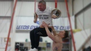 Download DAD GYMNASTICS | Father vs Son Challenge Video