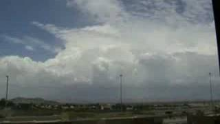 Download Time Lapse of Phoenix Monsoon storms Video