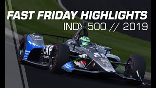 Download 2019 NTT IndyCar Series: Fast Friday Highlights Video