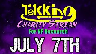 Download Charity Livestream Announcement! July 7th At 1 p.m. EST Video