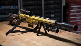 Download Adam Savage's One Day Builds: Custom NERF Rifle Video