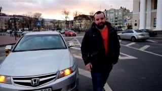 Download Honda Accord 7 Бенз против Дизеля Video