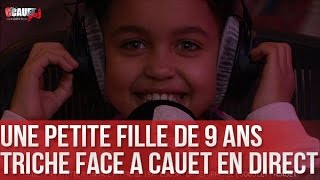 Download Une petite fille de 9 ans triche face à Cauet en direct - C'Cauet sur NRJ Video