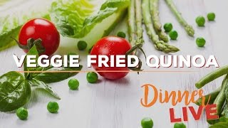 Download Veggie Fried Quinoa | Dinner LIVE Video