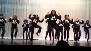 Download Psi Phi Beta Stepping Competition - Homewood/Flossmoor High School Steppers Video