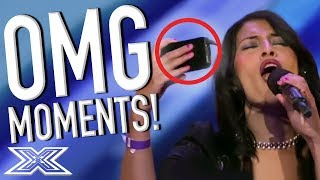 Download Top OMG X Factor Moments! | X Factor Global Video