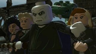 Download LEGO Harry Potter Years 5-7 Walkthrough Finale - Year 7 Deathly Hallows - The Flaw in the Plan Video