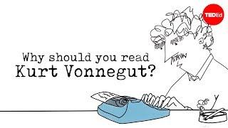 Download Why should you read Kurt Vonnegut? - Mia Nacamulli Video