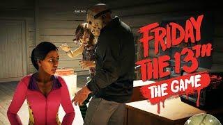 Download LAS CHICAS GG VS JASON, MENUDA PALIZA!! FRIDAY THE 13th: THE GAME Video