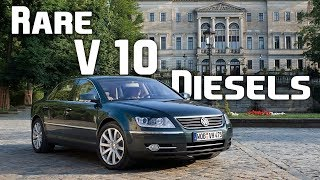 Download The Only 7 Diesel V-10 Engines In The World Video