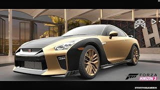 Download FORZA HORIZON 3 GAMEPLAY - GTR - PC VERSION Video