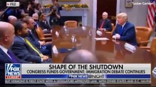 Download PRESIDENT TRUMP BREAKING SPEECH SHUTDOWN OVER FOX NEWS @ NIGHT 1/22/18 Video