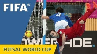 Download Richardinho heroics not enough against Italy Video