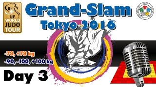 Download Judo Grand-Slam Tokyo 2016: Day 3 Video
