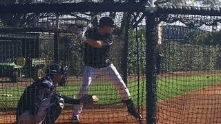 Download Yankees' Brandon Drury takes 1st swings after trade Video