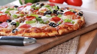 Download Quick n Easy Homemade Pizza Recipe Video