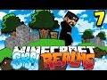 Download Minecraft: SKYREALMS CHALLENGE | VANILLA AUTO COBBLE GEN!! [7] Video