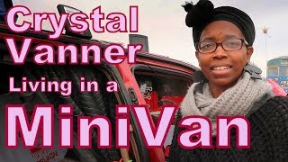 Download Crystal Vanner Living in a MiniVan Video