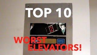 Download TOP 10 WORST ELEVATORS - The Elevator Show Video