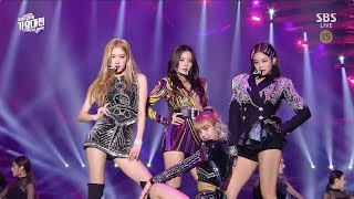 Download BLACKPINK - 'SOLO' + '뚜두뚜두(DDU-DU DDU-DU)' + 'FOREVER YOUNG' in 2018 SBS Gayodaejun Video