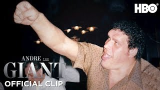 Download 'The Greatest Drinker of All Time' Official Clip | Andre The Giant | HBO Video