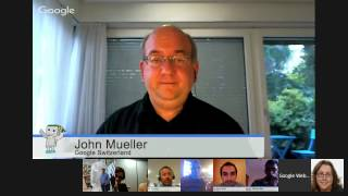 Download English Google Webmaster Central Duplicate Content office-hours hangout Video
