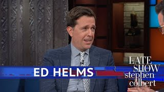 Download Ed Helms' Childhood Bullies Inspired His Catchphrase On 'The Office' Video