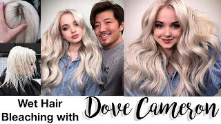 Download Wet Hair Bleach with Dove Cameron Video
