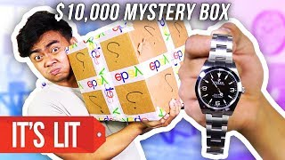 Download What's Inside a $10,000 Ebay Mystery Box?! (ROLEX WATCH) Video