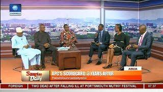 Download Keyamo Argues Buhari Govt Has Delivered As Ezekwesili, Mohammed Score APC Govt Low Pt.2 Video
