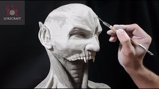 Download Sculpting Raziel - Soul Reaver, Legacy of Kain (UV Special) - Timelapse Sculpt and Airbrush Demo Video