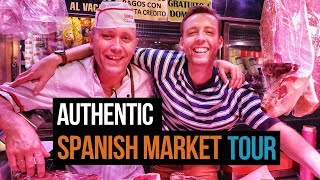 Download How to Explore a Spanish Market Like a Local Video