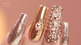 Download Rose Gold Chrome and Gems - Pro Tips Video