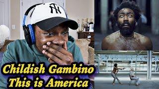 Download WHY AM I CRYING!! Childish Gambino - This Is America REACTION | Jamal Haki Video